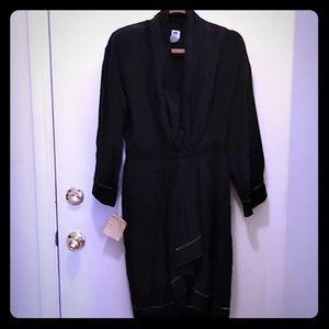 Gorgeous Vintage Silk Ann Klein Dress